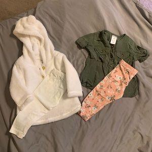 6 months infant girl bundle 🎀